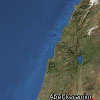 (Map of Abel-keramim)