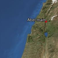 (Map of Abel-maim)