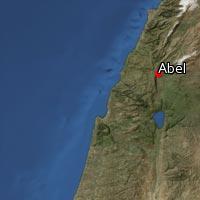 (Map of Abel)