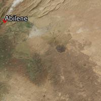 Map of Abilene