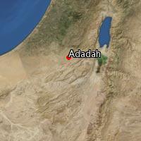 Map of Adadah