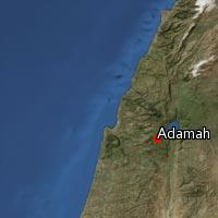 Map of Adamah