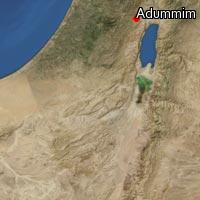 Map of Adummim