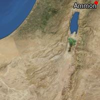 Map of Ammon