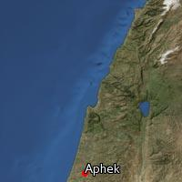 (Map of Aphek (2))