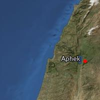 (Map of Aphek (3))