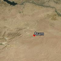 Map of Aram