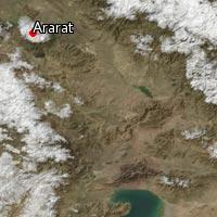 Map of Ararat