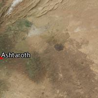 Map of Ashtaroth