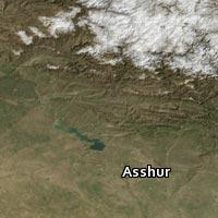 Map of Asshur