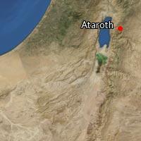 Map of Ataroth (1)