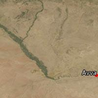 Map of Avva