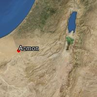 Map of Azmon