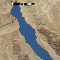 Map of Baal-zephon
