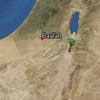 (Map of Baalah (1))