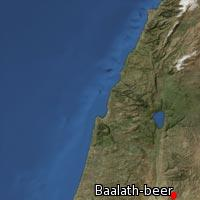 Map of Baalath-beer