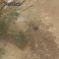 (Map of Berothah)