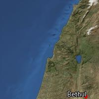 Map of Bethul