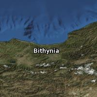 Map of Bithynia