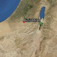 Map of Biziothiah