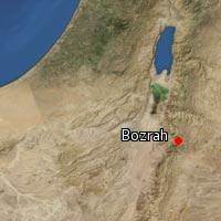 Map of Bozrah (1)