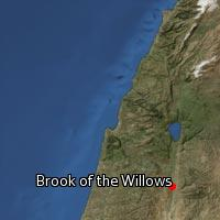 Map of Brook of the Willows