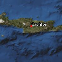(Map of Caphtor)
