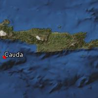 Map of Cauda