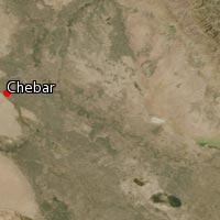 Map of Chebar