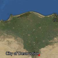 (Map of City of Destruction)