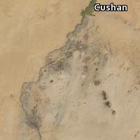 Map of Cushan