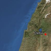(Map of Debir (3))