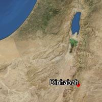 (Map of Dinhabah)