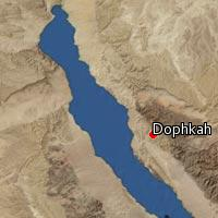 (Map of Dophkah)