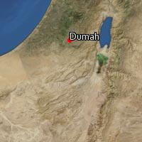 Map of Dumah (1)