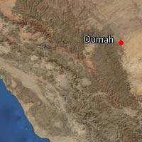 Map of Dumah (2)