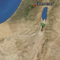 (Map of Ebenezer)