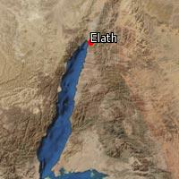 Map of Elath