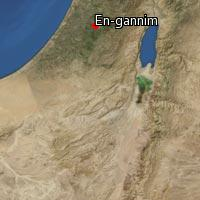 Map of En-gannim (1)
