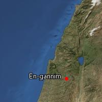 Map of En-gannim (2)