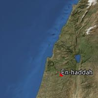 Map of En-haddah
