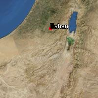 Map of Eshan