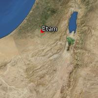 (Map of Etam (2))