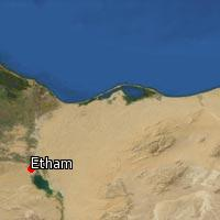 Map of Etham