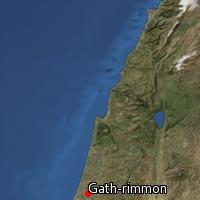 (Map of Gath-rimmon (1))