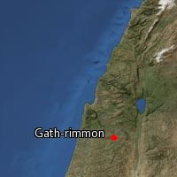 (Map of Gath-rimmon (2))