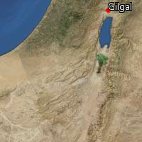 Map of Gilgal (1)
