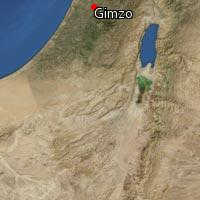 Map of Gimzo