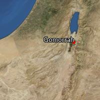 Map of Gomorrah