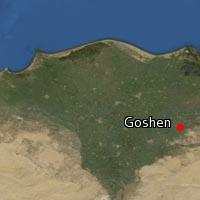 (Map of Goshen (1))